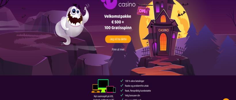 BooCasino – beste nye casino i 2019?